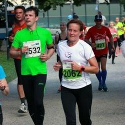 SEB Tallinna Maraton - Taavi Soorm (1532), Anna Sainpalo (2062)