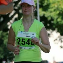 SEB Tallinna Maraton - Anni Kagovere (2548)