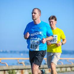 SEB Tallinna Maraton - Adriaan Hobo (819)
