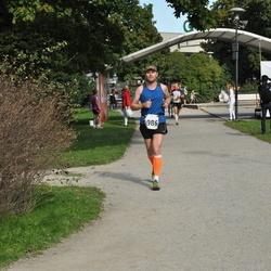 SEB Tallinna Maraton - Aare Huik (1986)