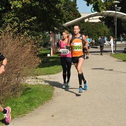 SEB Tallinna Maraton - Marika Koplimägi (559), Birgi Putkonen (584), Petri Leppänen (1090)