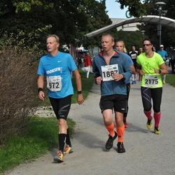 SEB Tallinna Maraton - Timo Perämäki (972), Madis Reinumägi (1887), Anni Liukka (2175)