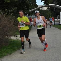 SEB Tallinn Marathon - Alar Savastver (18), Andres Sinisalu (528)