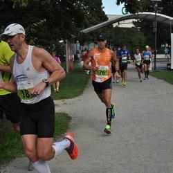 SEB Tallinn Marathon - Alar Savastver (18), Jaanus Undrest (76)