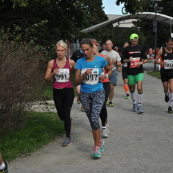 SEB Tallinna Maraton - Pirjo Koponen (991), Ari Tanskanen (1892), Tiina Tartes (2097)