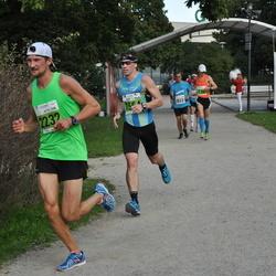 SEB Tallinna Maraton - Oleg Mazaev (1554), Arttu Aaltonen (2232)