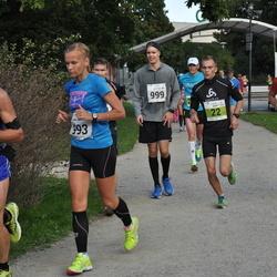 SEB Tallinna Maraton - Kenet Kroon (22), Tanel Kiik (182), Anne-Mari Pevkur (993), Artturi Kivinen (999)