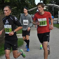 SEB Tallinna Maraton - Kenet Kroon (22), Tanel Kiik (182), Artturi Kivinen (999)