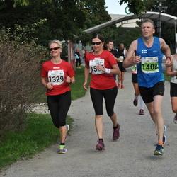 SEB Tallinna Maraton - Taina Forsell (1329), Ari Warpenius (1408)