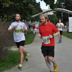 SEB Tallinna Maraton - Bjorn Rogde (577), Riho Rokk (2527)