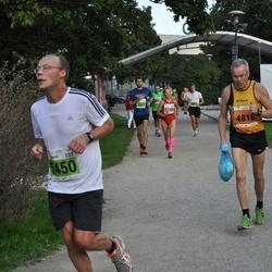 SEB Tallinna Maraton - Ando Viispert (1450), Bernd Vieker (2693), Kerli Matvere (4878)
