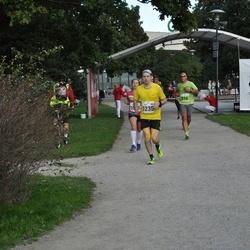 SEB Tallinna Maraton - Mart Pechter (1235), Bernhard Bittne (2687)