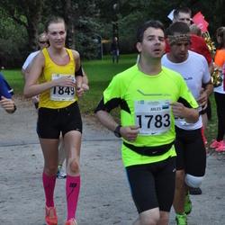 SEB Tallinna Maraton - Arles Taal (1783), Triinu Vister (1849)