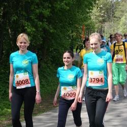 SEB Maijooks - Annika Paju (3794), Kristina Märks (4008), Ani Matsakyan (4009)