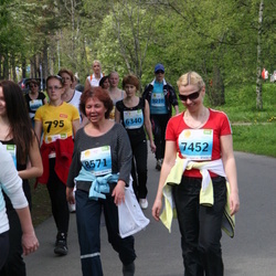SEB Maijooks - Agnes Soodla (7452), Natali Lorup (8571)