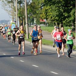 SEB Tallinna Maraton - Nikolajs Smalovijs (120), Brets Pirtnieks (356)