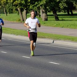 SEB Tallinna Maraton - Andre Lall (2002)