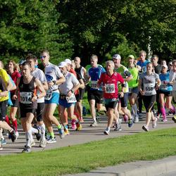 SEB Tallinna Maraton - Zsolt Dragoman (619), Aet Udusaar (658), Eerik Muuli (1014)