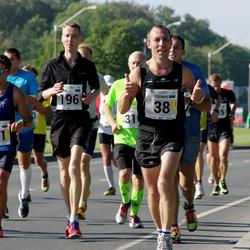 SEB Tallinna Maraton - Toomas Amer (38), Ain Mihkelson (196), Andre Abner (251)