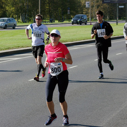 SEB Tallinna Maraton - Henri Saxén (193), Nele Loorents (800), Artturi Kivinen (999)