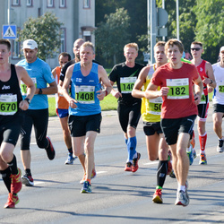 SEB Tallinna Maraton - Tanel Kiik (182), Ari Warpenius (1408), Tanel Kaseorg (1670)