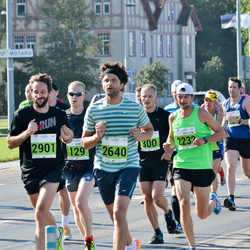 SEB Tallinna Maraton - Arttu Aaltonen (2232), Andre Pill (2640), James Messam (2901)