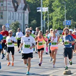 SEB Tallinna Maraton - Anniina Määttä (196), Taavi Varb (583), Rosa Riikonen (611), Egon Künnapas (678), Heikki Ikonen (2985)