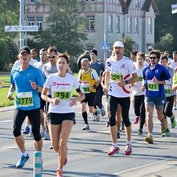 SEB Tallinna Maraton - Arnaud Guiraud (471), Eike Mällo (794), Tõnu Näks (2293), Kait Kabun (2576), Ahti Prits (2779)
