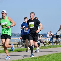SEB Tallinna Maraton - Graham Mcnamee (2045), Arttu Aaltonen (2232)