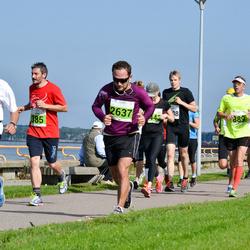SEB Tallinna Maraton - Anti Ehatamm (383), Fabio Filipozzi (385), Rene Salk (889), Artjom Urbanik (2637)
