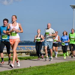 SEB Tallinna Maraton - Anniina Määttä (196), Rosa Riikonen (611), Ivo Tikerpe (1153), Tauri Arumäe (1592)