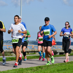 SEB Tallinna Maraton - Petter Bruncrona (398), Veikko Võsu (488), Juri Ponomarenko (536), Anatoli Šuvalov (1053)