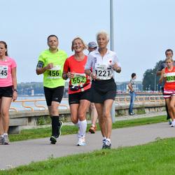 SEB Tallinna Maraton - Aldo Randmaa (456), Eha Lehtoja (652), Natalia Kozmova (1221), Kerli Paltsmar (2145), Briti Klimberg (2928)