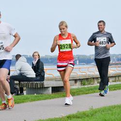 SEB Tallinna Maraton - Joel Võsu (1483), Tõnis Tiedemann (1485), Briti Klimberg (2928)