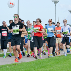 SEB Tallinna Maraton - Kairit Kaasik (1391), Mihhail Borouhhin (1793), Arno Peever (3038)