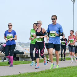 SEB Tallinna Maraton - Angelika Asper (1287), Merilyn Arula (3071)
