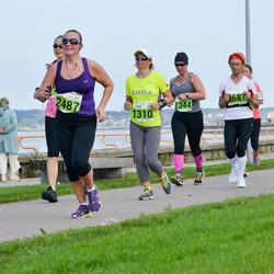 SEB Tallinna Maraton - Deborah Blakemore (1285), Anna Semiánová (1310), Kati Enström (1344), Laidi Aruvel (2487), Tatjana Tšurkina (2687)