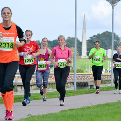 SEB Tallinna Maraton - Tarmo Terep (1143), Marin Terep (1229), Christer Kallio (1474), Kristiina Štõkova (2028)