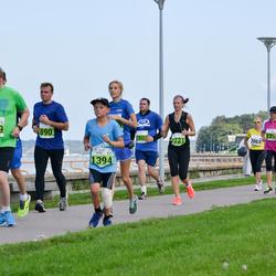 SEB Tallinna Maraton - Allan Aedmaa (890), Ahto Altmets (1394), Arto Suninen (1409)
