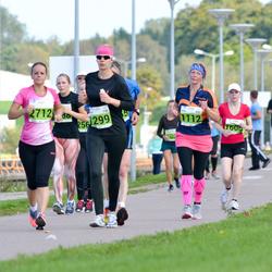 SEB Tallinna Maraton - Raili Nõgu (1112), Ann-Caroline Sinisalo (1299), Julia Kaljas (2712)
