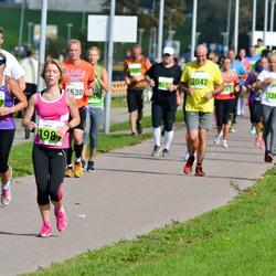 SEB Tallinna Maraton - Darja Rovba (1981), Agnieszka Balcerzak (2497)