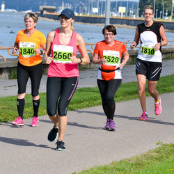 SEB Tallinna Maraton - Elise Saarna (1810), Riitta Heikkonen (1840), Anni Kivimägi (2321), Hilkka Lassila (2520), Margit Johanson (2660)