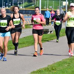 SEB Tallinna Maraton - Birgit Birnbaum (2435), Margret Alttoa (2462), Anni Kagovere (2548)