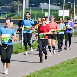 SEB Tallinna Maraton - Kristiina Pärnik (1123), Kadri Kaldam (1957), Abdelrahman Elbayrekdar (2599)