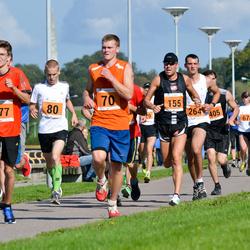 SEB Tallinna Maraton - Ove-Kristjan Kallas (70), Ahto Ahven (80), Ago Teder (155), Rainer Bõkov (677)
