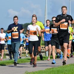 SEB Tallinna Maraton - Tatjana Bogomolova (193), Brendan Peo (2099), Aare Puussaar (3175)