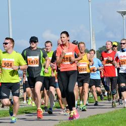 SEB Tallinna Maraton - Aare Treier (257), Ülo Metsar (1410)