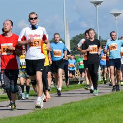 SEB Tallinna Maraton - Aare Treier (257), Dmitri Timofejev (396), Holger Koppel (919)