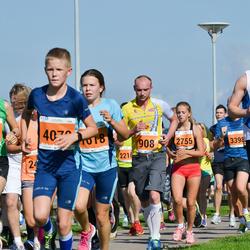 SEB Tallinna Maraton - Martin Eik (908), Amanda Kaijanen (2755), Kristel Ojavere (3693), Reivo Kandi (6522)