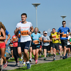 SEB Tallinna Maraton - Kevin Lepp (1243), Amanda Kaijanen (2755), Margus Lauri (4252)
